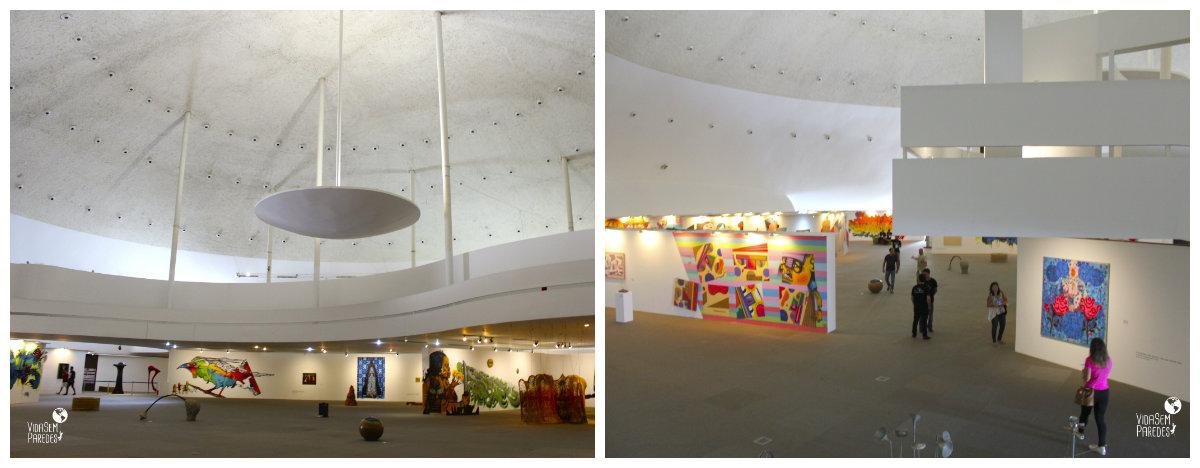 Museu Nacional, Atrações em Brasília - DF