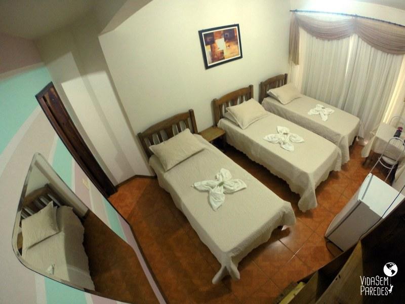 Hotel Burack: dica de hospedagem em Prudentópolis (PR)