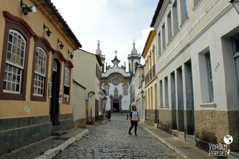 Centro Histórico de São João del-Rei - MG