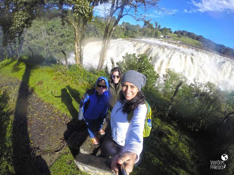 Cachoeiras em Prudentópolis: Salto Manduri