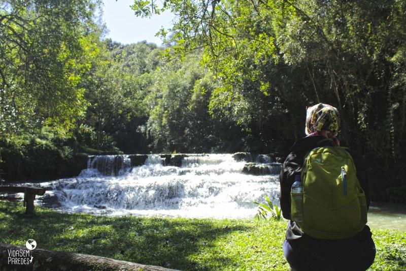 Cachoeiras em Prudentópolis: Recanto Perehouski