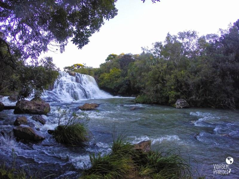 Cachoeiras em Prudentópolis: Salto dos Cavalheiros
