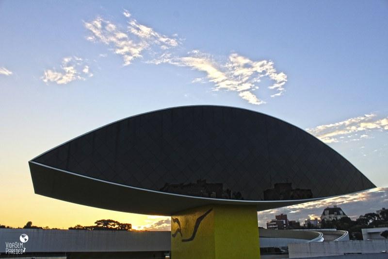 O que fazer em Curitiba: Museu Oscar Niemeyer