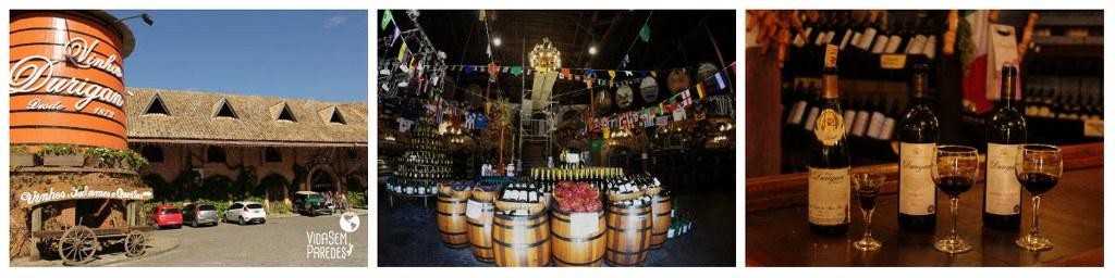 O que fazer em Curitiba: Vinhos Durigan