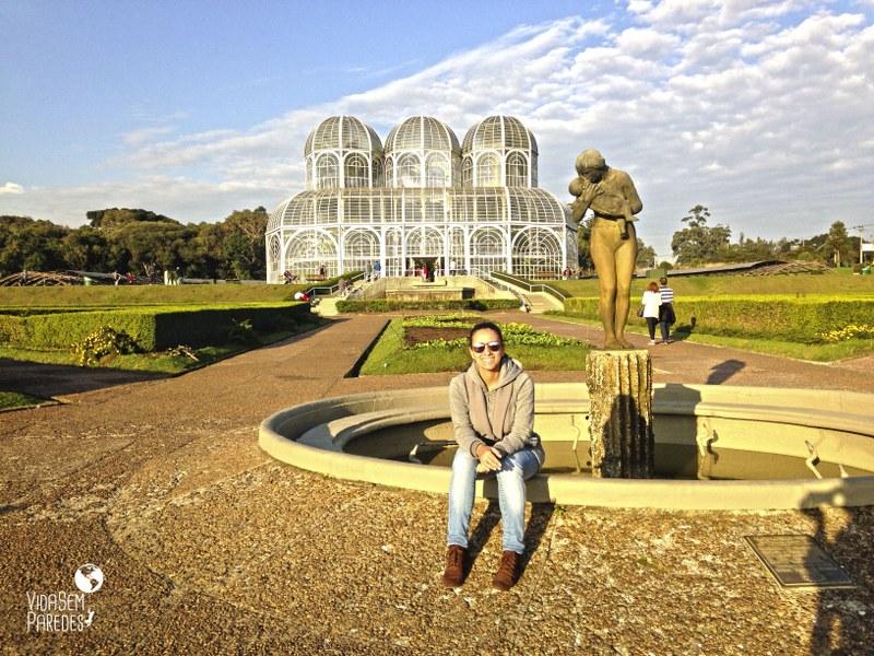 O que fazer em Curitiba: Jardim Botânico