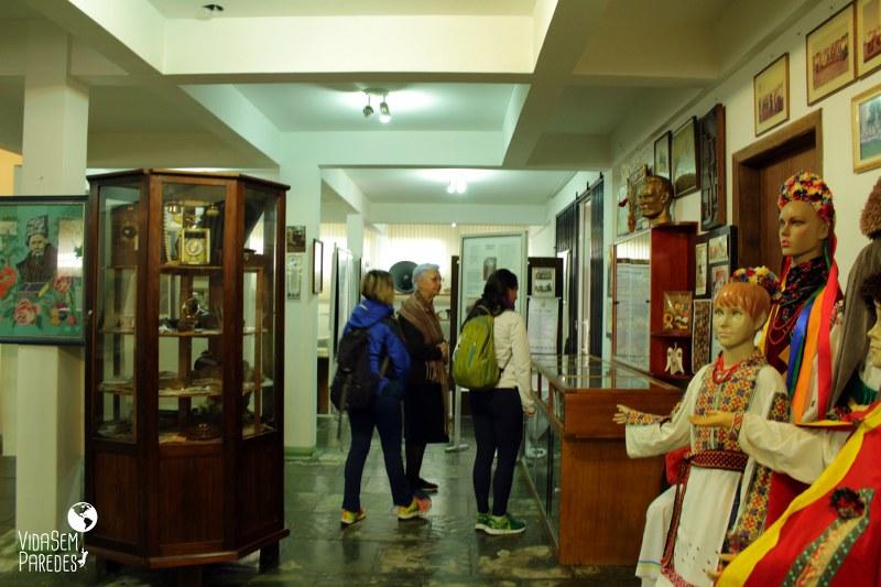 atrações culturais em Prudentópolis: Museu do Milênio