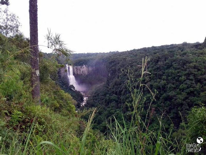 Cachoeiras em Prudentópolis: Salto São João