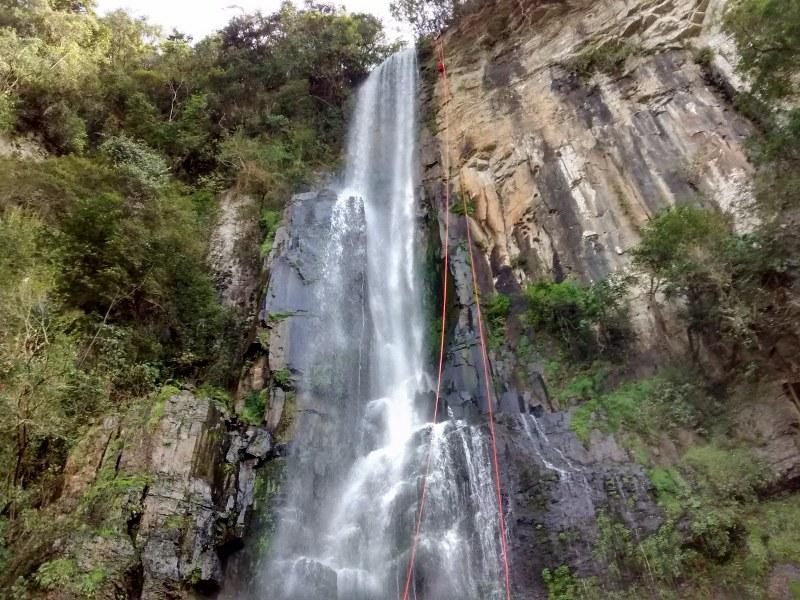 Cachoeiras em Prudentópolis: Salto Sete