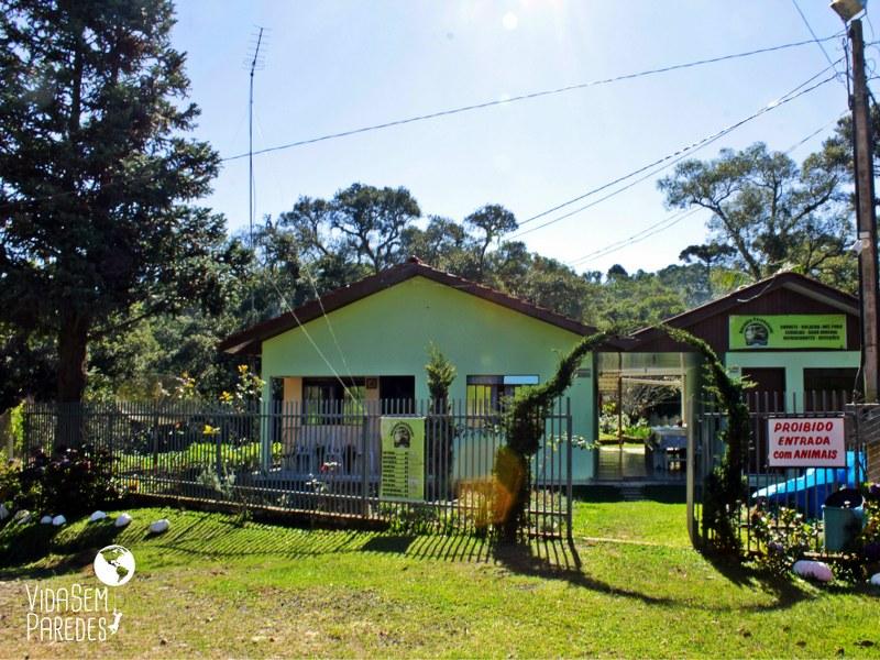 Recanto Perehouski: Onde se hospedar em Prudentópolis, Paraná