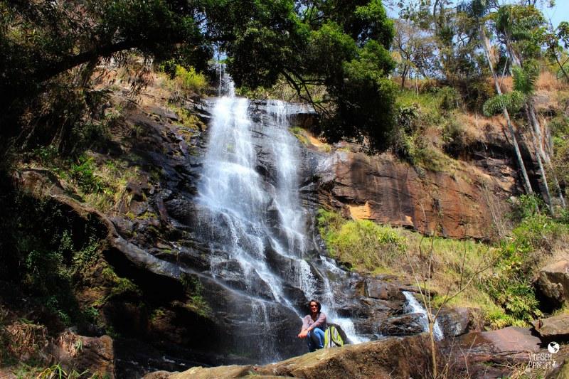 O que fazer em Passa Quatro - MG: Cachoeira da Gomeira