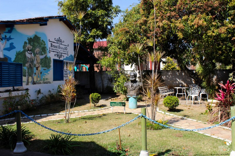 O que fazer em Passa Quatro - MG: Museu Brasil Nota 10