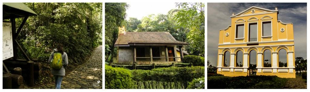 parques de Curitiba - Bosque Alemão
