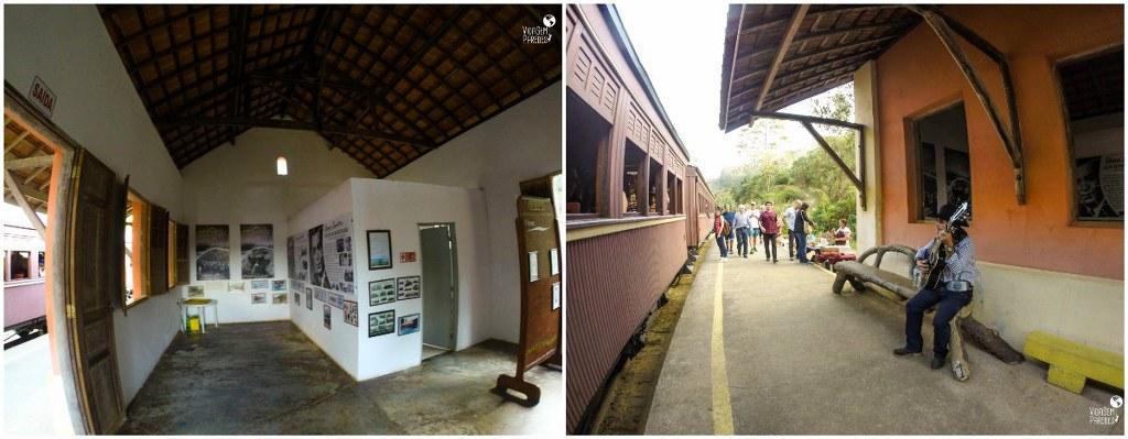 Estação Coronel Fulgêncio, Passeio no Trem da Serra da Mantiqueira, Passa Quatro (MG)