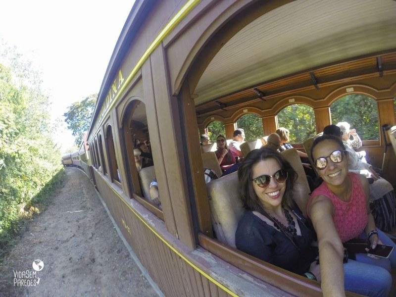 Trem das Águas São Lourenço, Circuito das Águas - Sul de Minas Gerais