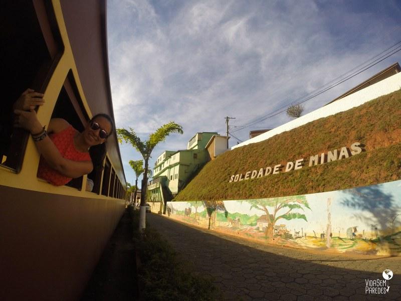 Maria-Fumaça Trem das Águas, São Lourenço - MG