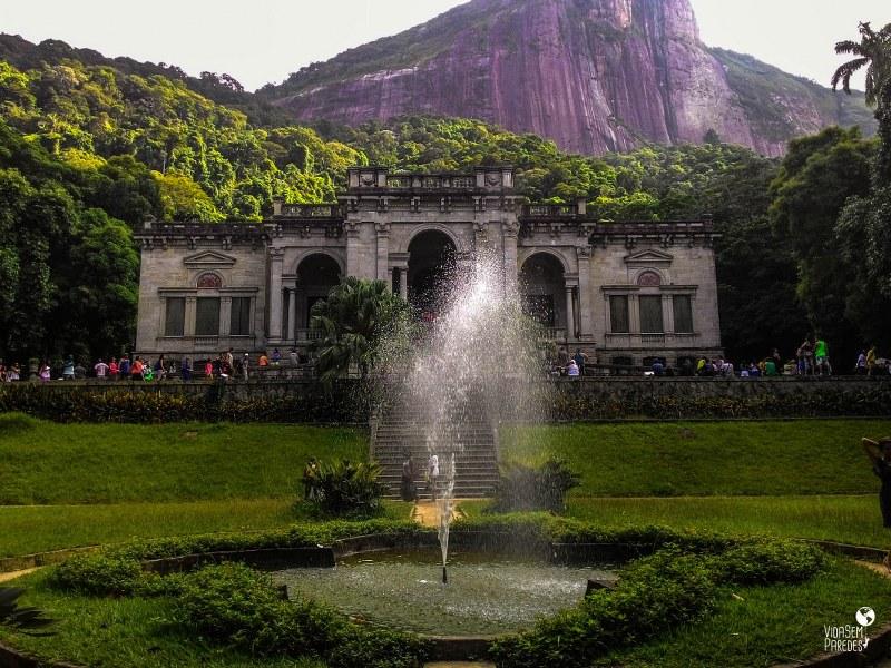 Atrações gratuitas no Rio de Janeiro - Parque Lage