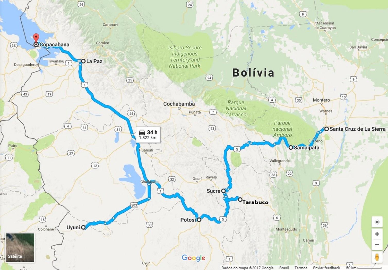 Dicas de mochilão na Bolívia