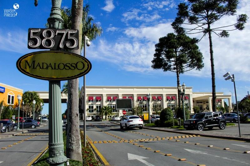 Onde comer em Curitiba - PR: Madalosso
