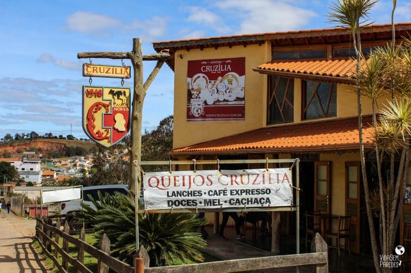 Queijos Cruzília - Sul de Minas