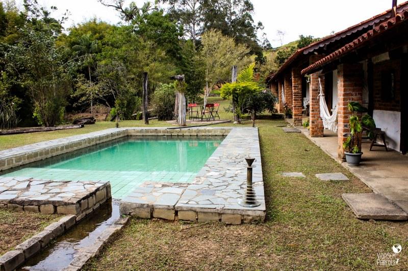 Dica de hospedagem em Santa Rita de Jacutinga - MG: Pousada Jacutinga