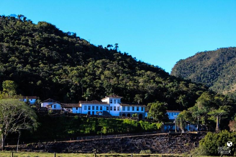 Santa Rita de Jacutinga - MG: Fazenda Santa Clara
