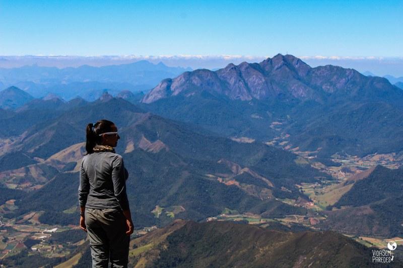 lugares com trilhas perto do Rio de Janeiro: Parque Estadual dos Três Picos