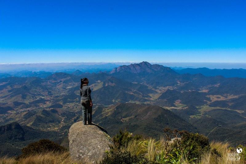 Trilha do Pico Menor, Parque Estadual dos Três Picos - Nova Friburgo