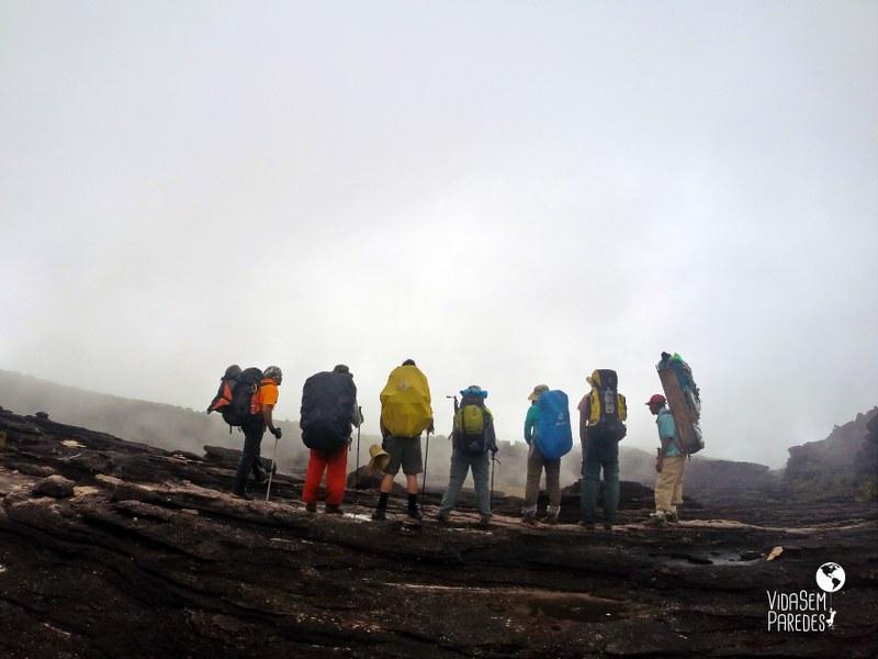 Melhor época para o trekking no Monte Roraima