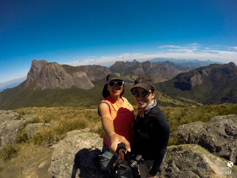 TRilhas do Parque Estadual dos Três Picos
