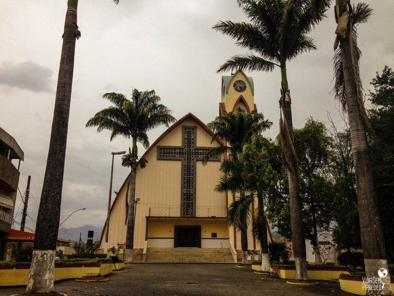 O que fazer em Itamonte, Sul de Minas Gerais: Igreja Matriz