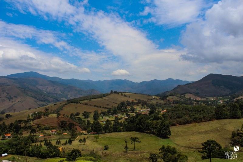 O que fazer em Itamonte, Sul de Minas Gerais: bairro Campo Redondo