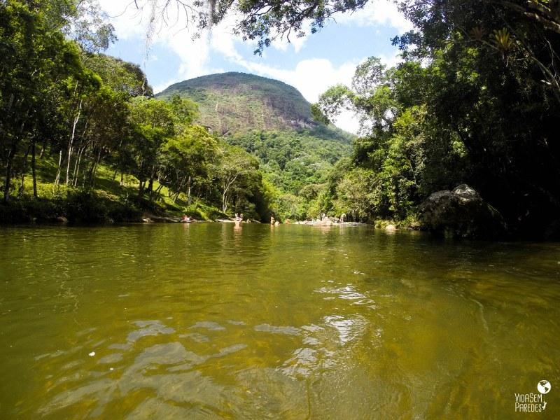 cachoeiras em Lumiar, Nova Friburgo - RJ