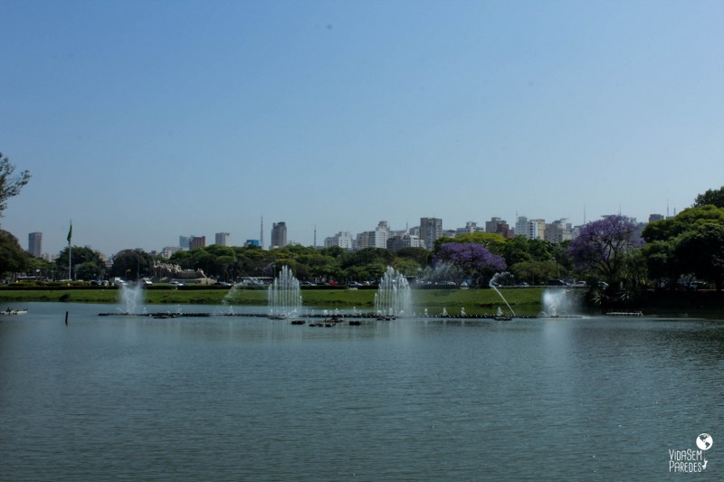 Parque Ibirapuera - São Paulo: Fonte Multimídia