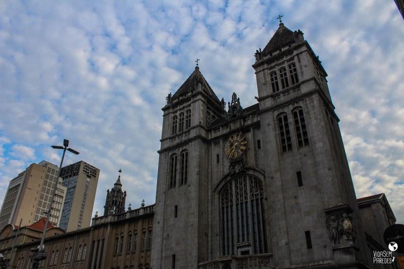 O que fazer em São Paulo: Mosteiro São Bento