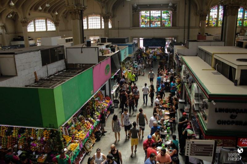 O que fazer em São Paulo: Mercadão de SP