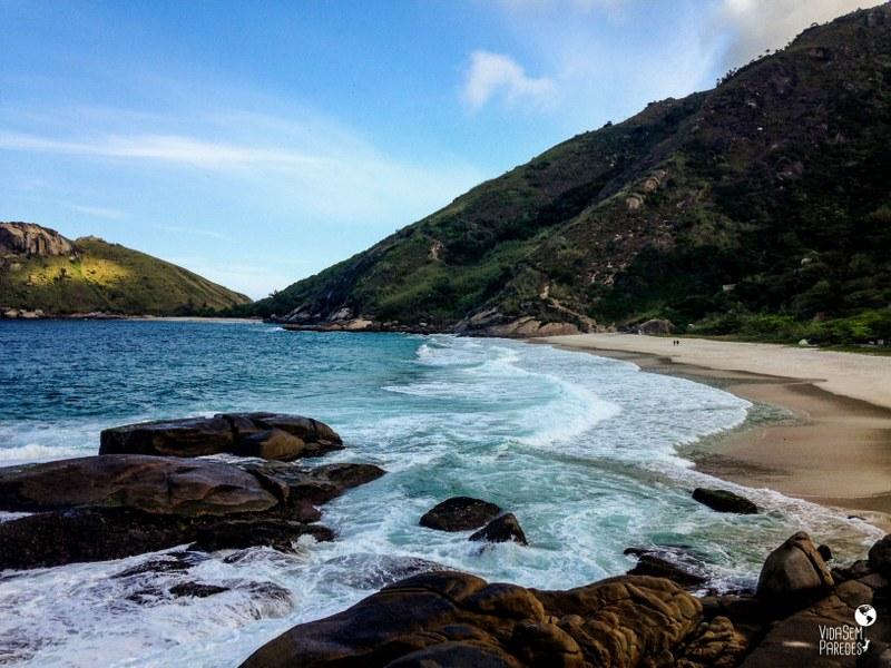 Conheça as 5 praias selvagens do Rio