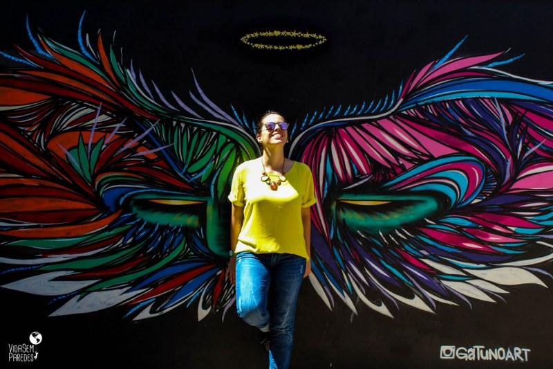O que fazer em São Paulo: Beco do Batman