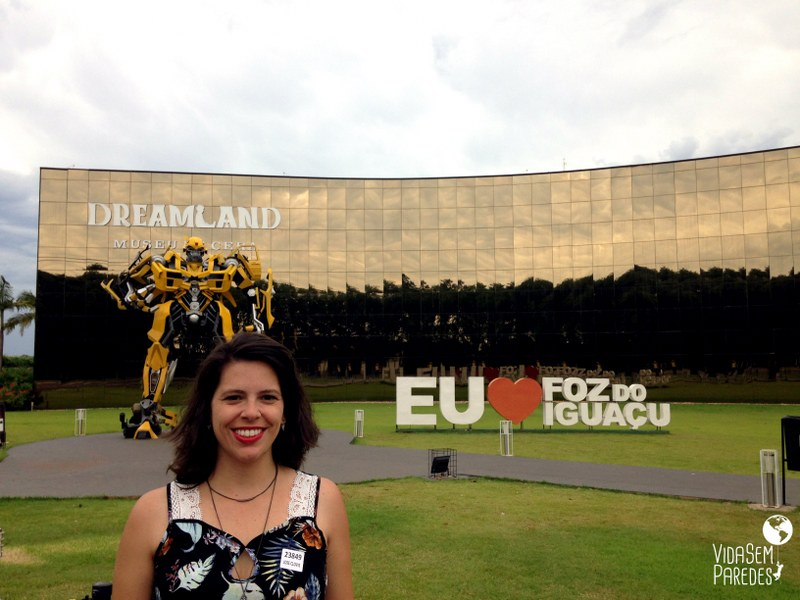 Museu de Cera Dreamland de Foz do Iguaçu