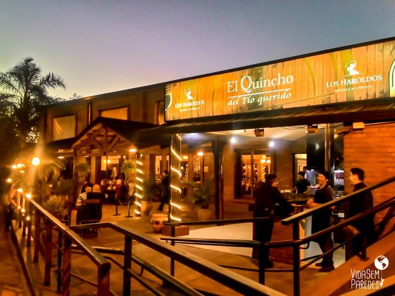 Onde comer em Puerto Iguazú: El Quincho del Tio Querido