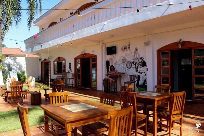 Poesia: dica de hospedagem em Foz do Iguaçu