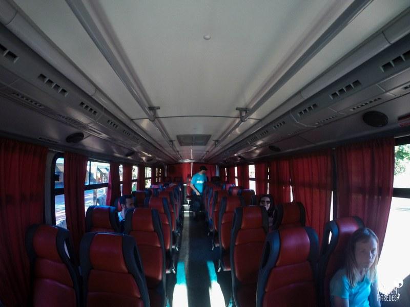 Como ir de Foz do Iguaçu para Puerto Iguazú de ônibus