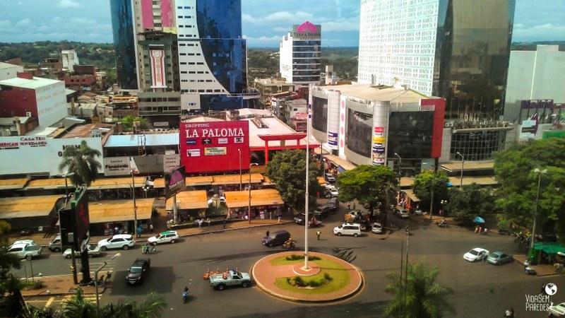 Ciudad del Este: compras no Paraguai