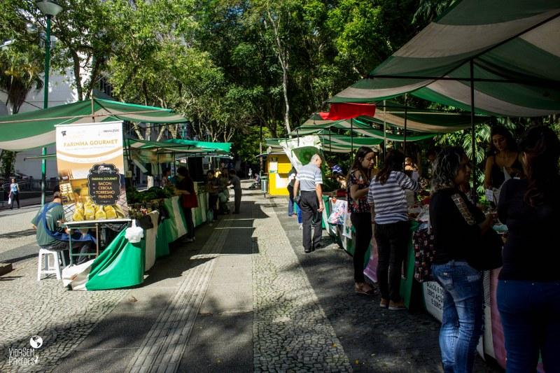 feiras de rua em Juiz de Fora - MG: Feira É daqui