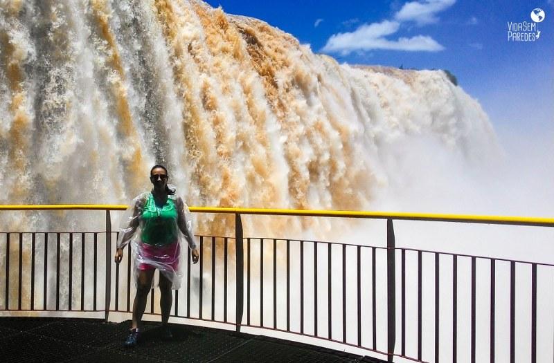 Cataratas do Iguaçu: Salto Floriano