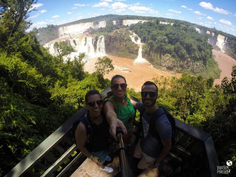 Cataratas do Iguaçu: Mirantes da Trilha das Cataratas
