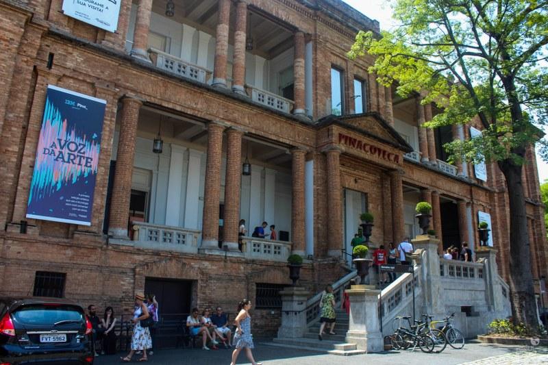 Pontos turísticos de SP: Pinacoteca de São Paulo