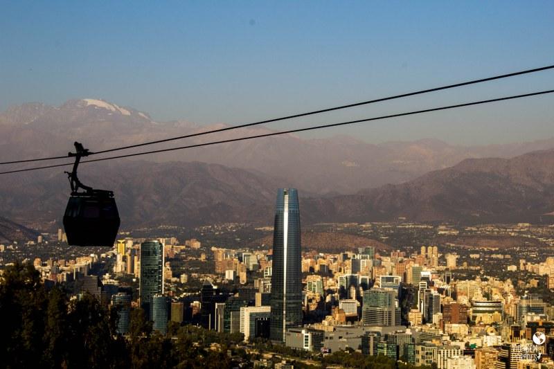 Como ir do aeroporto de Santiago ao centro