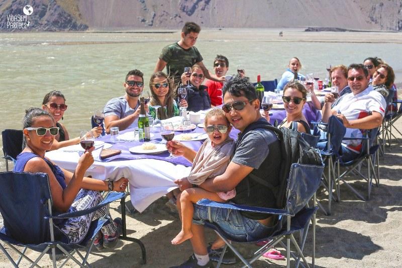 Cajón del Maipo e Embalse el Yeso: o melhor tour em Santiago