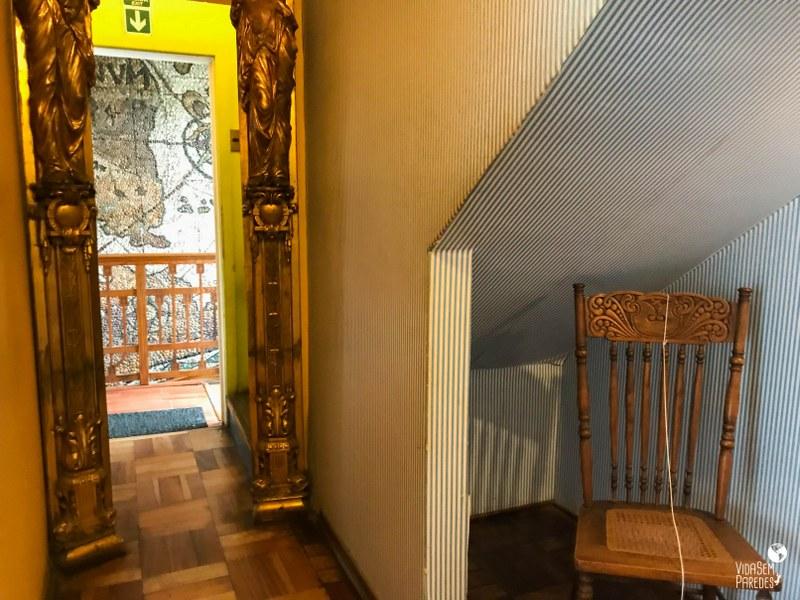 La Sebastiana: a casa museu de Pablo Neruda em Valparaíso