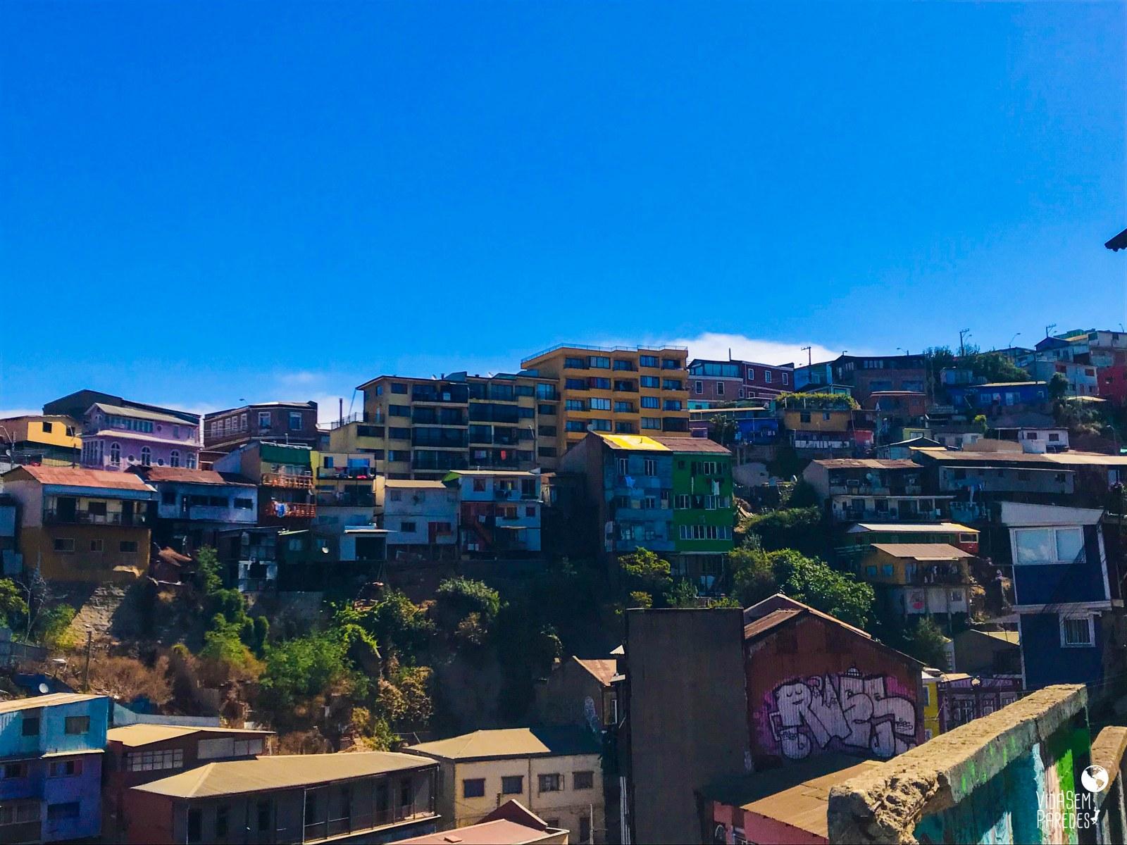 O que fazer em Valparaíso, Chile